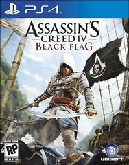 Assassin's Creed IV Black Flag Sony PlayStation 4, 2013 - NEW