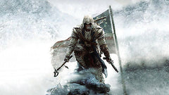 ASSASSIN'S CREED III 3    (PC GAME) XP/VISTA/7/8 New
