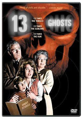 13 Ghosts (DVD, 2001) - BRAND - NEW SEALED !!