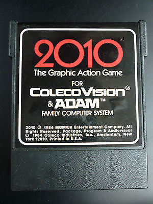 2010: The Graphic Action Game  (Colecovision, 1984)