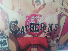 Catherine (Sony Playstation 3, 2011) BRAND NEW SEALED FREE SHIPPING!!!