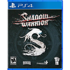 SHADOW WARRIOR PS4 Sony  playstation New