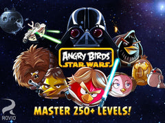 Angry Birds Star Wars  (Nintendo 3DS, 2013)