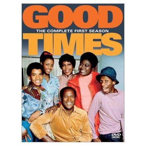 Good Times The Complete First Season (DVD, 2003, 2-Disc Set) New