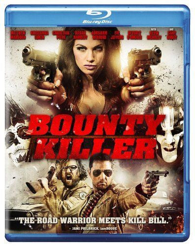 Bounty Killer (Blu Ray, 2013) New