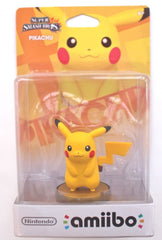 Pikachu Amiibo Super Smash Bros US Version Nintendo Wii U 3DS NEW