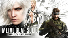 Metal Gear Solid HD Collection (Playstation 3) NEW