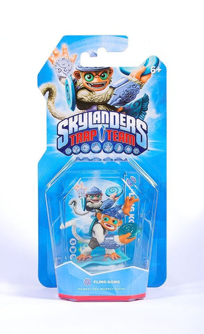 Fling Kong - Skylanders Trap Team - Air Core Skylander Series 1 Figure