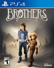 Brothers -Sony Playstation 4