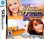 *NEW* DS HANNAH MONTANA THE MOVIE NINTENDO Also works on 3DS