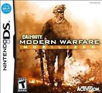 Call of Duty: Modern Warfare Mobilized NDS New Nintendo DS-AND 3DS