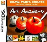 Art Academy Nintendo DS Factory Sealed works on 3ds too-OUT OF PRINT
