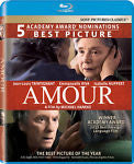 AMOUR New Sealed Blu-ray