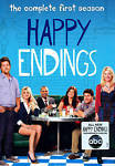 HAPPY ENDINGS COMPLETE SEASON 1 New Sealed- 2 DVD Set