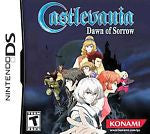 CASTLEVANIA DAWN OF SORROW NEW! NINTENDO DS GAME