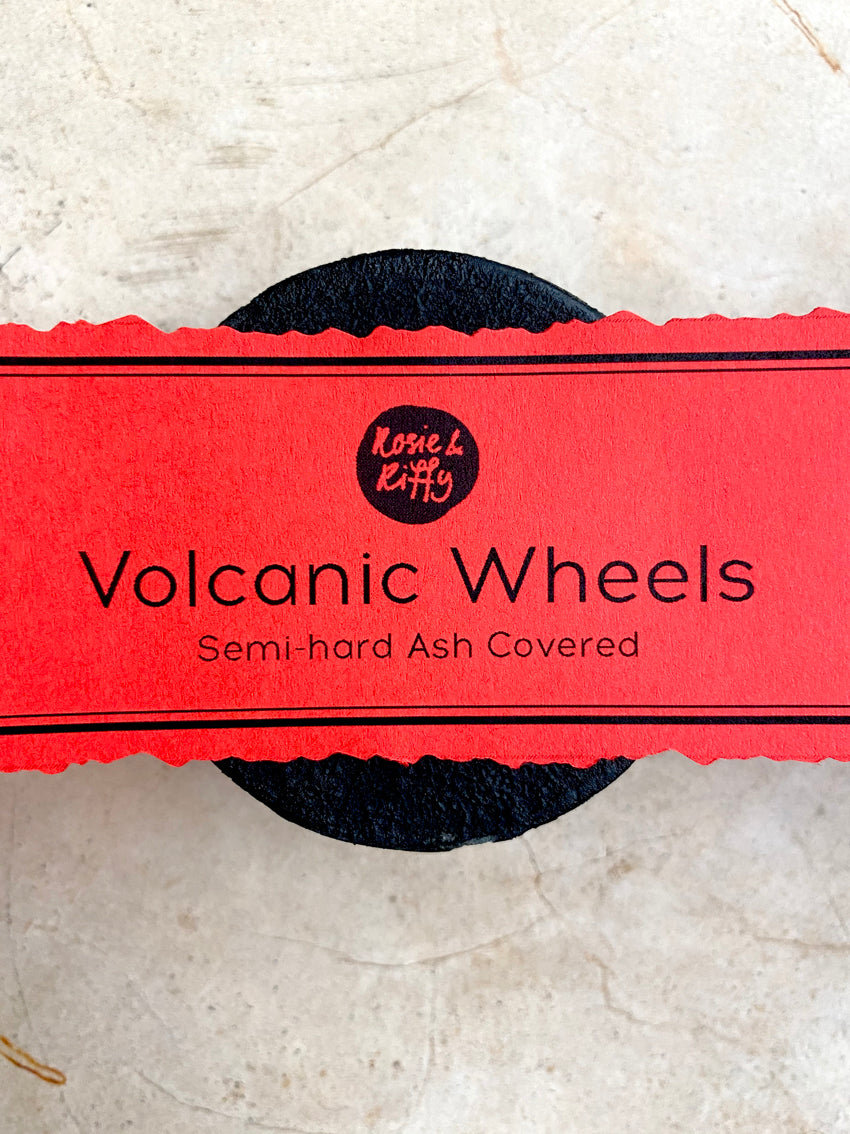 Aged Volcanic Wheels
