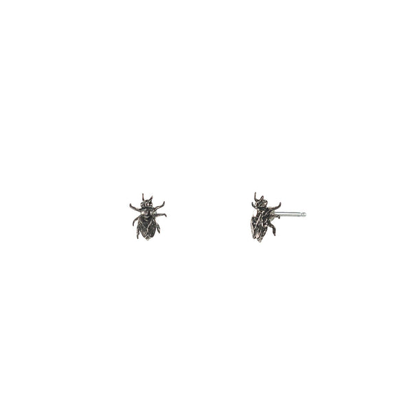 Bee Stud Earrings Earrings Mimi + Marge Jewellery