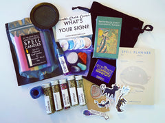 Baby Witch Bundle Box by Candle Cross Coven