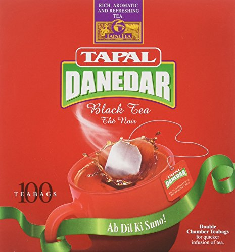 Tapal Danedar Black Tea The Noir