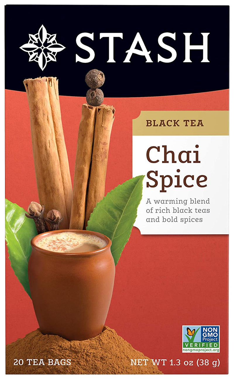Chai Spice, Black Tea