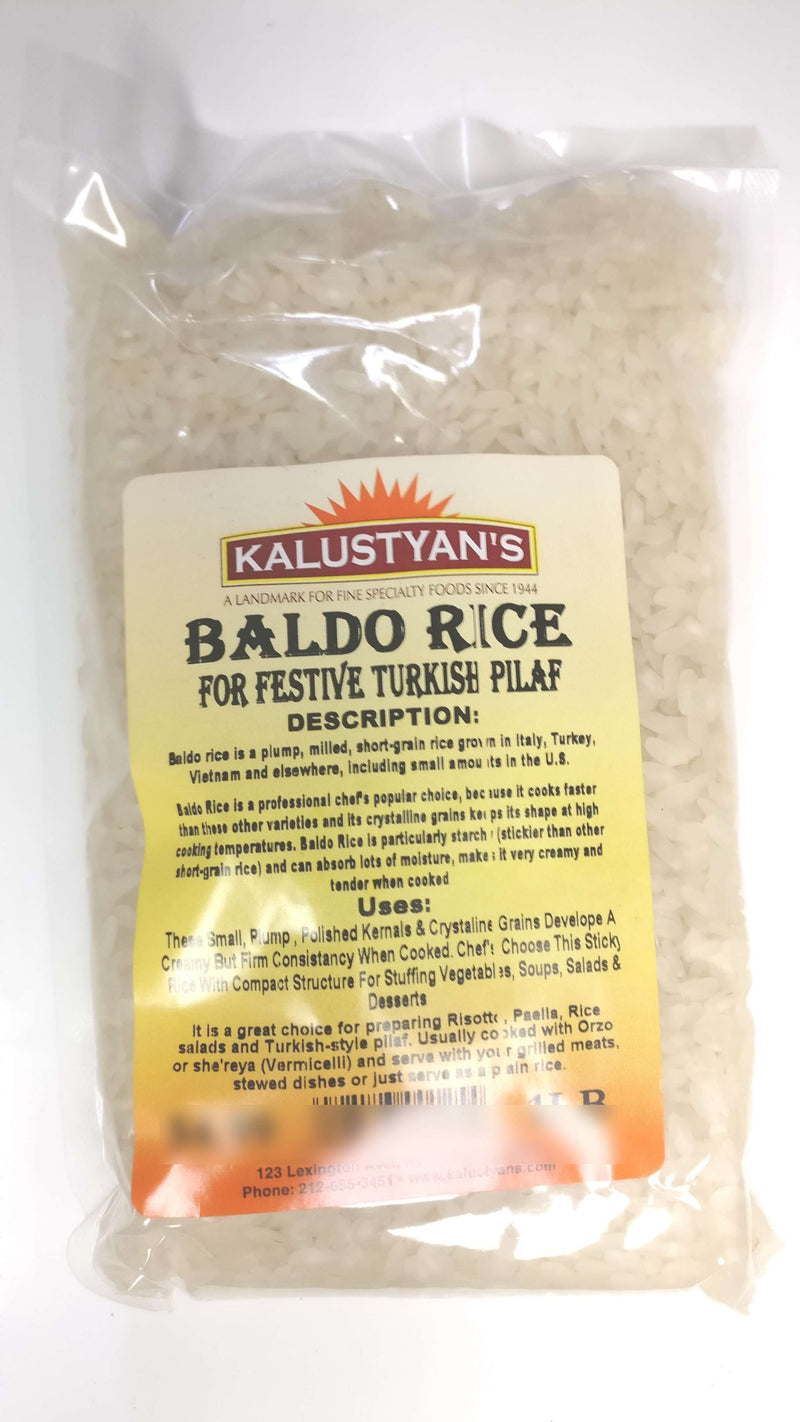Baldo Rice, Turkish