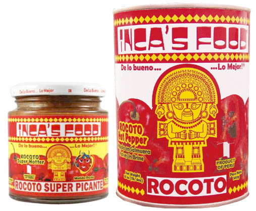 Rocoto ( Super Picante), Hotter Hot Pepper Paste