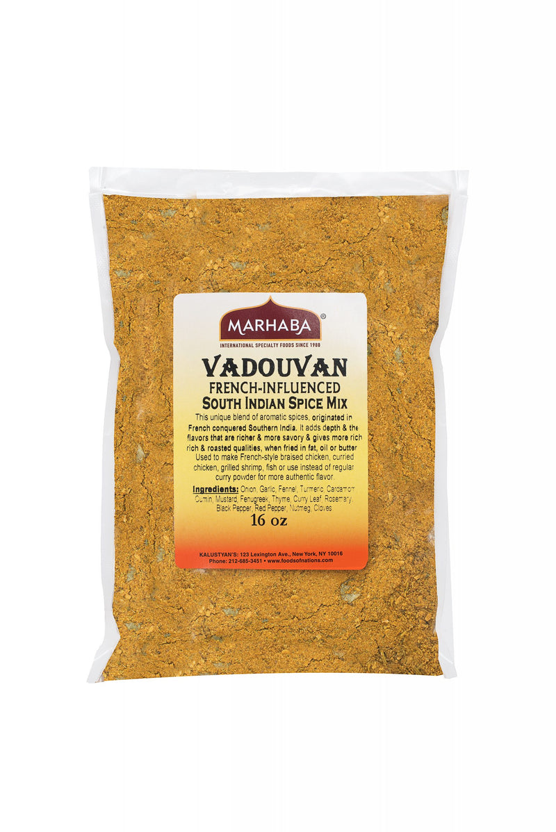 Vadouvan French-Influenced South Indian Spice Mix