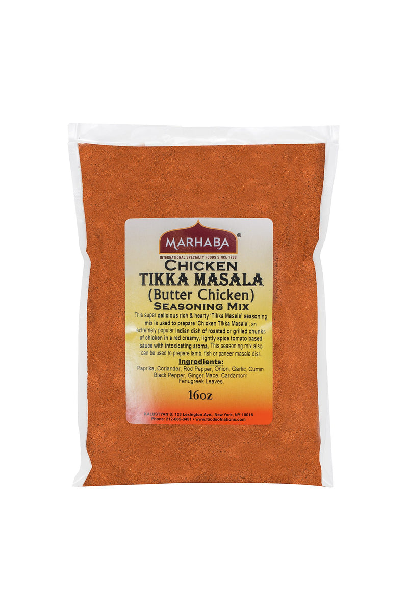 Chicken Tikka Masala (Butter Chicken) Seasoning Mix