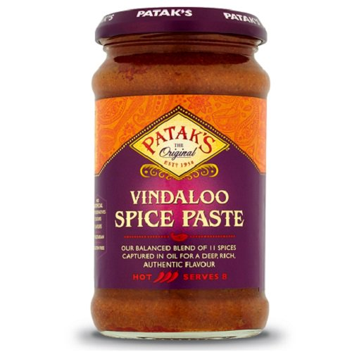 Vindaloo Curry Spice Paste