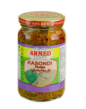 Kasondi Pickle