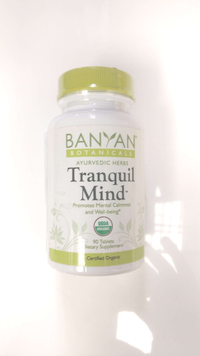 Tranquil Mind, For Relaxation & Sleep