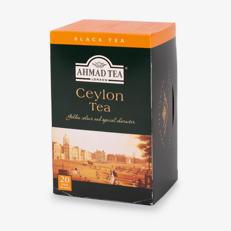 Ceylon Tea, Black Tea