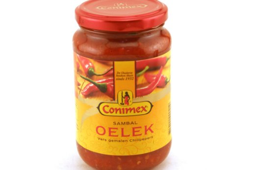 Sambal Olek (Very Hot)