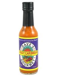 Crazy Caribbean Hot Sauce