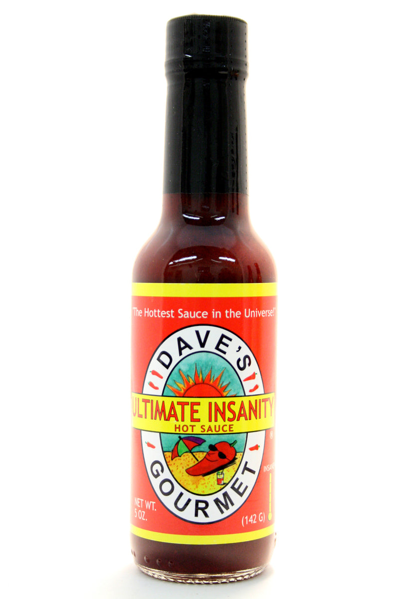 Ultimate Insanity Hot Sauce