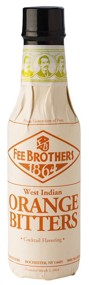 Fee Brothers West Indian Orange Bitter