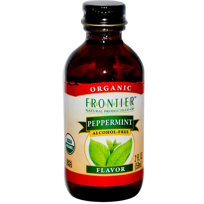 Peppermint Flavor, Alcohol-Free
