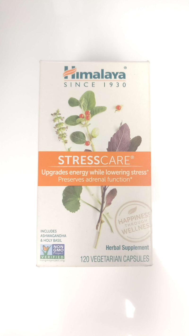 Stress Care, Herbal Supplement, India