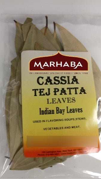 Indian Bay leaves, Tejpata / Cassia Leaves