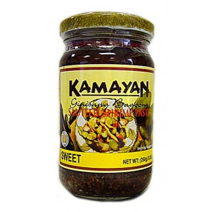 Shrimp Paste, Sauted- Sweet, Phillipines
