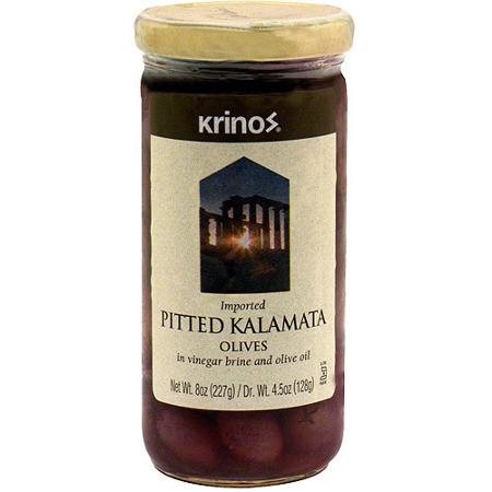 Kalamata Olives, Pitted