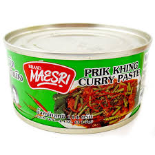 Prik Khing Curry Paste
