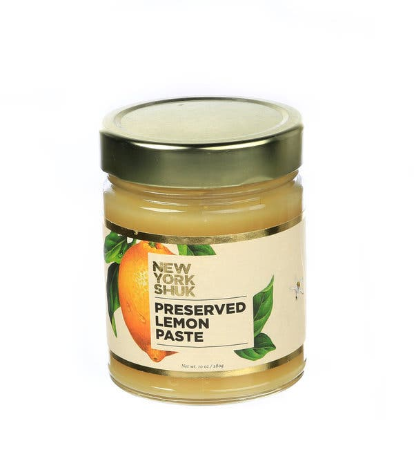 Preserved Lemon Paste