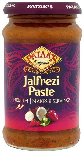 Jalfrezi Spice Paste, Medium