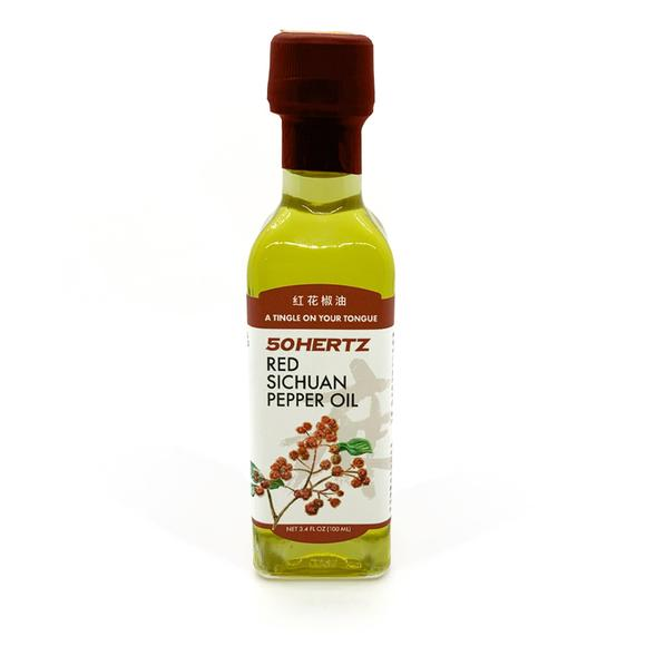 Red Sichuan Pepper Oil
