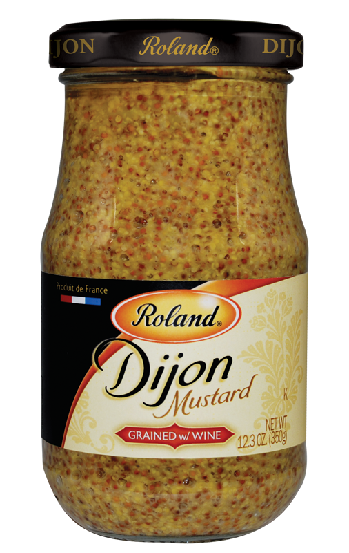Dijon Mustard, Grained With Wine