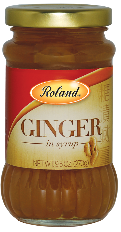 Ginger in Syrup