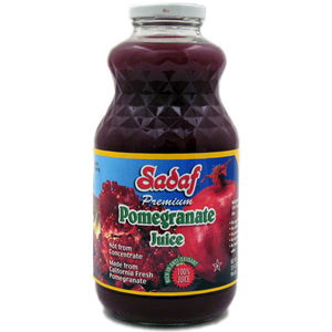 Pomegranate Juice, 100% Pure