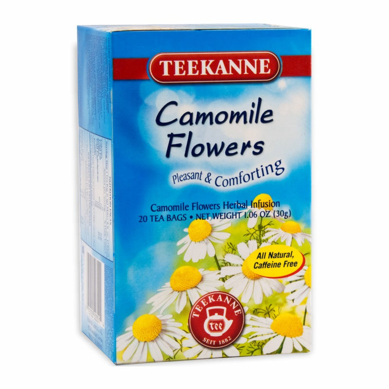 Chamomile Flowers Herbal Infusion