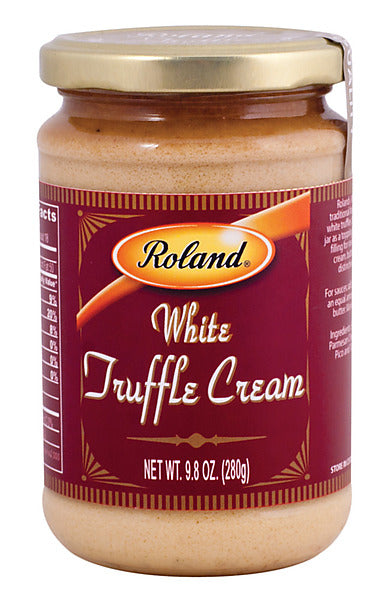 Truffle Cream, White